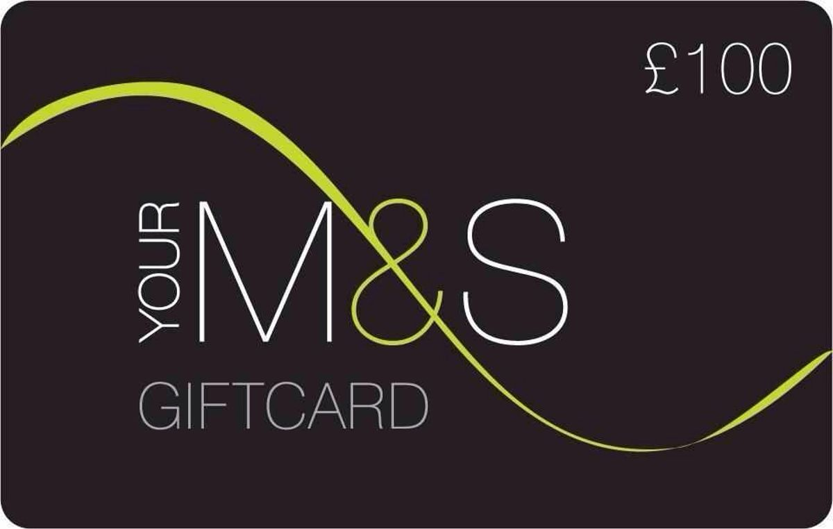 Free Marks and Spencer Gift Voucher