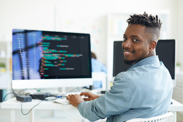 Learn to code and work freelance
