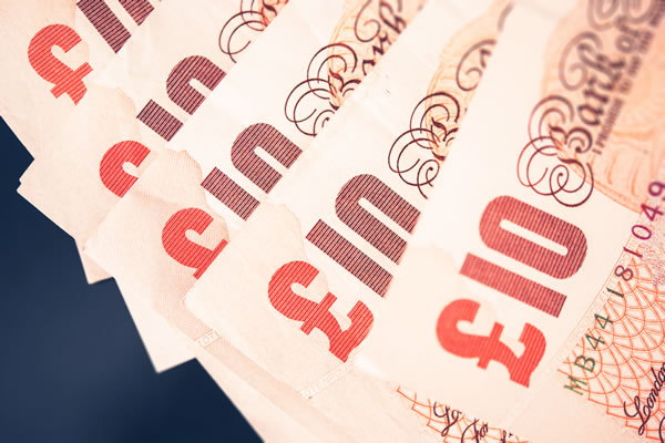 Invest £250 pounds in the UK