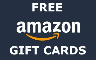 Free Amazon Gift Cards – Earn £337 Free! [Updated for 2021]