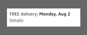 Later Delivery for Prime